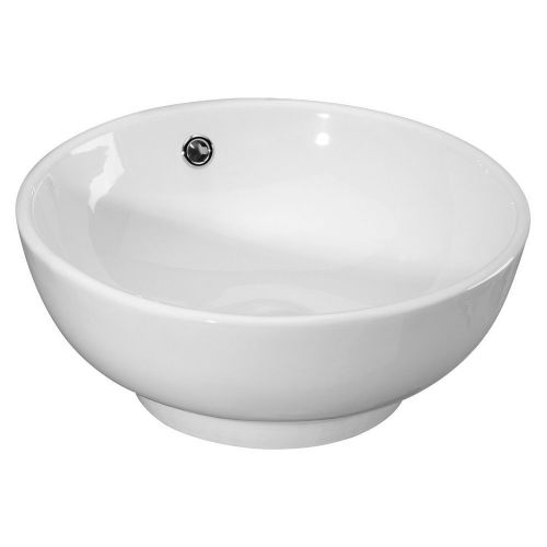 Visage Round 420mm Vessel Counter Top Basin